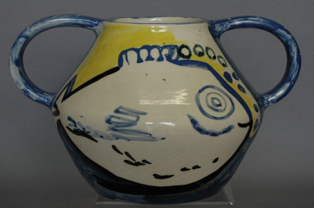 53: Rano Padilla, edition Picasso Vessel