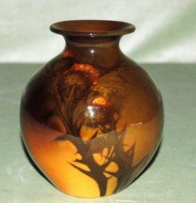 Rookwood Artist Signed Vase