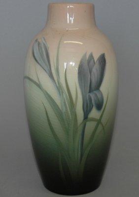Rookwood Iris Glaze Vase