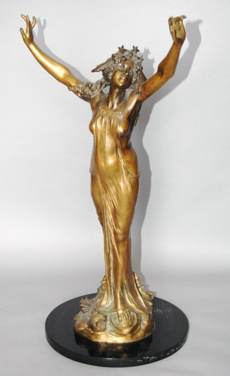 128: French Bronze by Georges Flamand