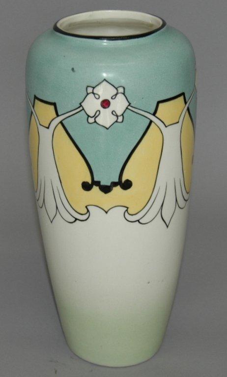 132: Brush McCoy Cleo Vase