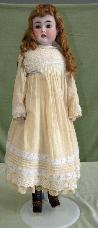 139: J. D. Kestner Doll