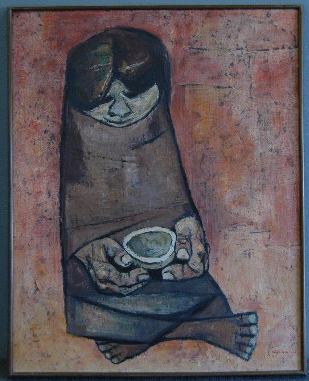 120: Eduardo Kingman, 1913-1997 O/C