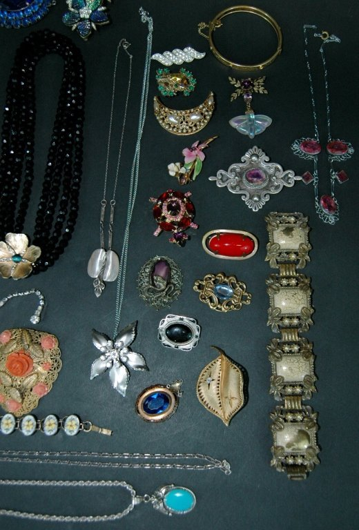 307: Collection of Costume Jewelry - 2