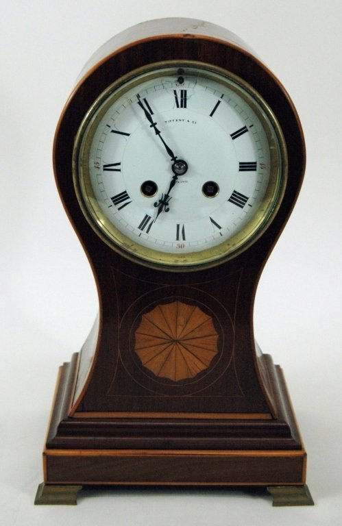 Tiffany & Co. Mantle Clock
