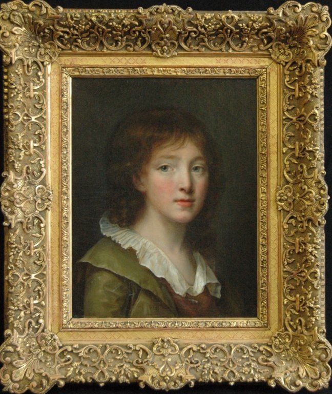 Late 18th Century Portrait