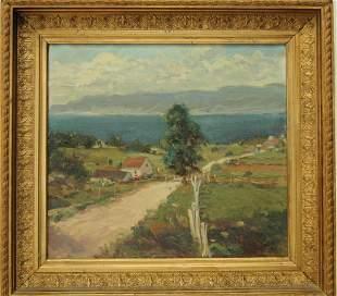 Ben Foster  1852-1926