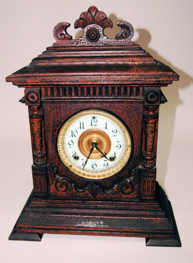 """Ansonia """"Sharon"""" 8-day Clock"""