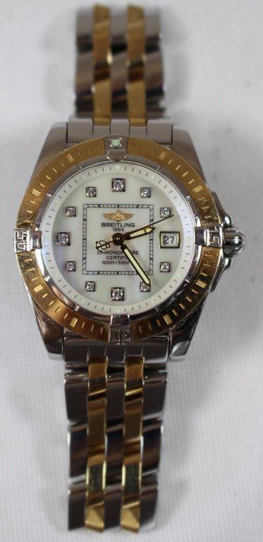 Breitling Cockpit Lady Watch
