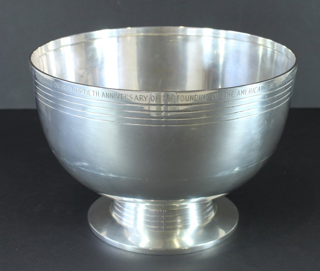Tiffany & Co. Sterling Bowl