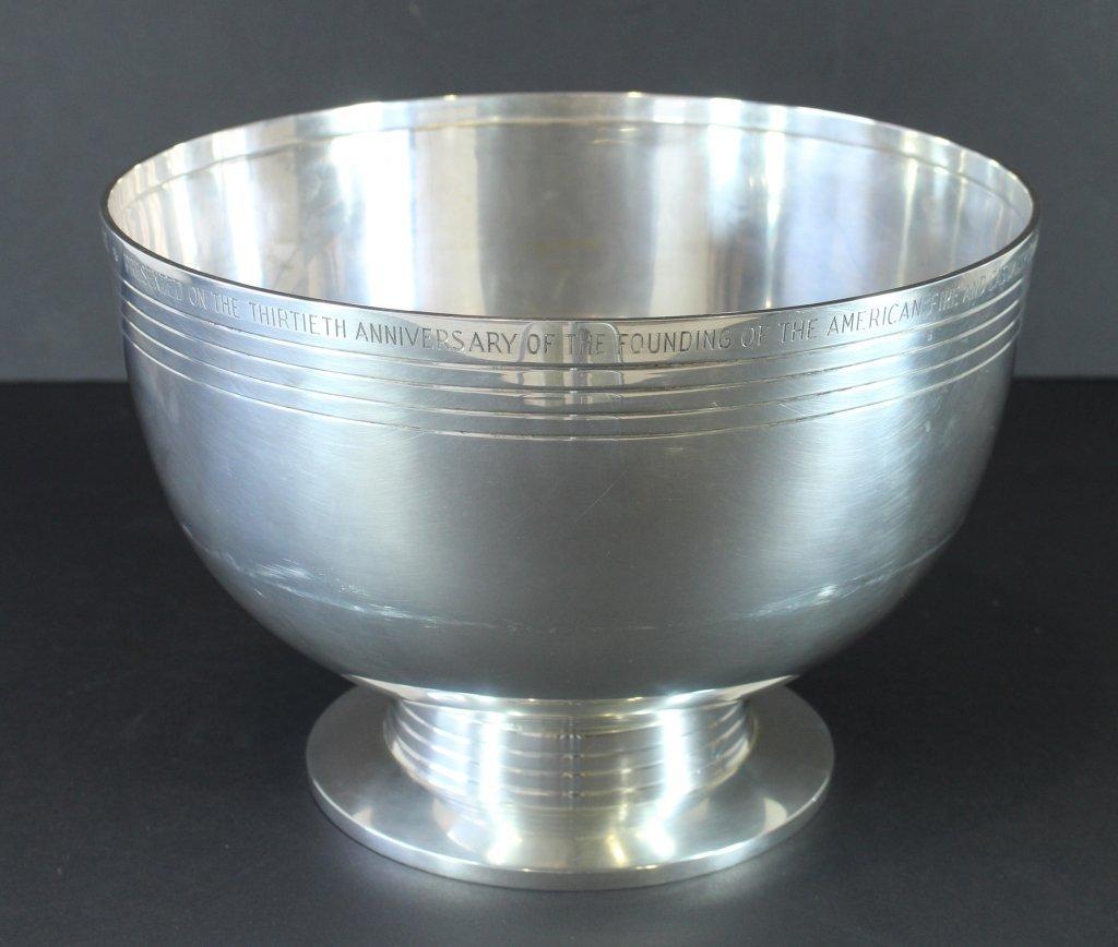 Tiffany & Co. Sterling Bowl