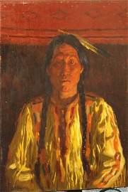 Joseph Henry Sharp, 1859-1953