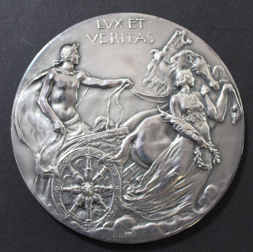 Yale Bicentennial Medal by Tiffany & Co.