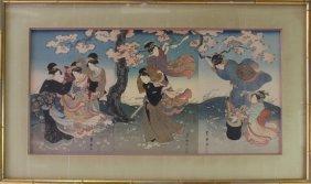 Utagawa Toyokuni, 1769-1825