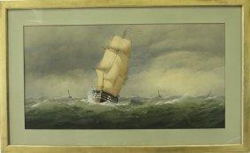 Charles Taylor, British 1836-1871
