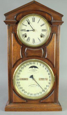 H. B. Horton's Calendar Clock
