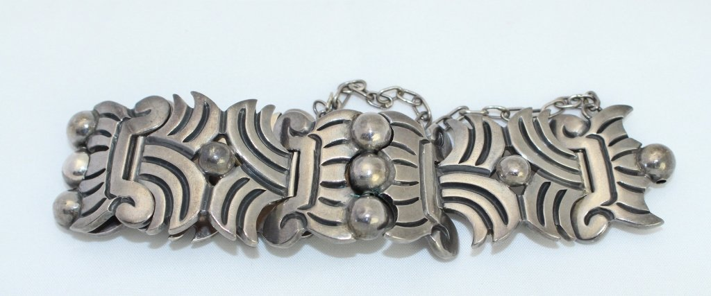 Hector Aguilar Mexican Bracelet