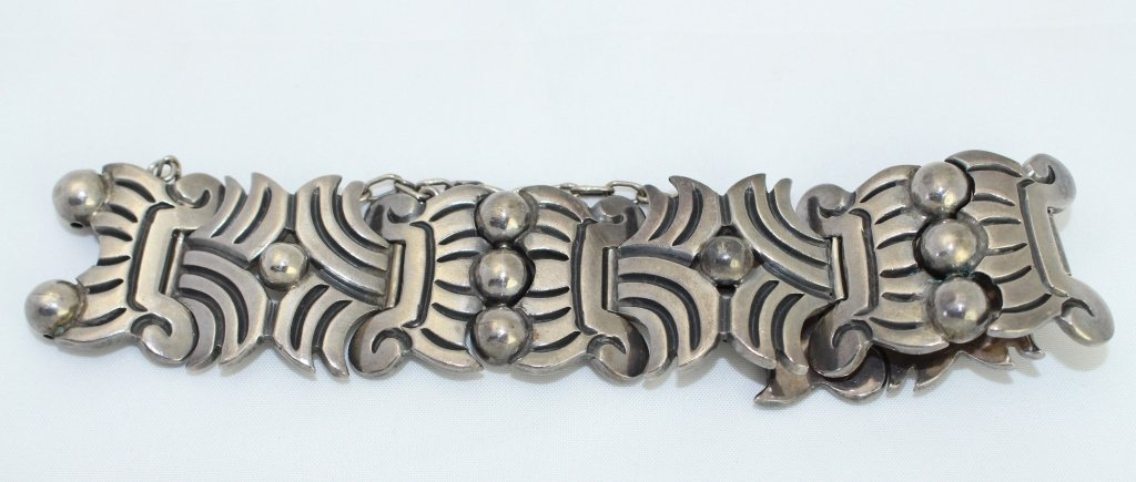 Hector Aguilar Mexican Bracelet - 2