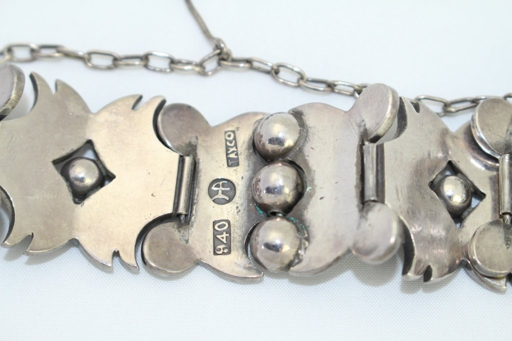Hector Aguilar Mexican Bracelet - 3