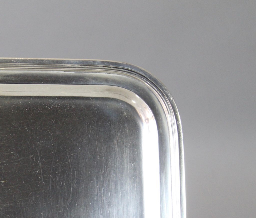 Tiffany and Co. Makers Sterling Silver Tray - 2