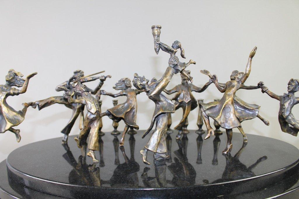 Zachary Oxman, b. 1968, Bronze - 4