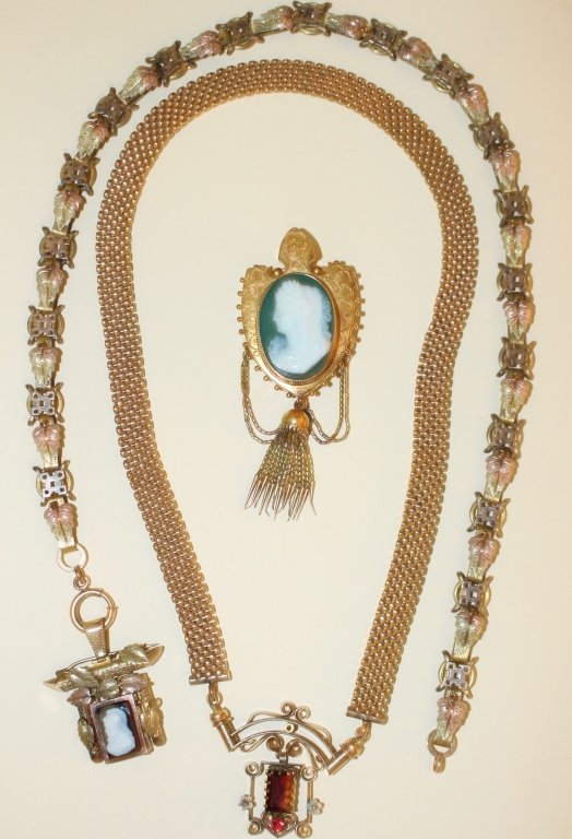 Group of Edwardian and Victorian Jewelry