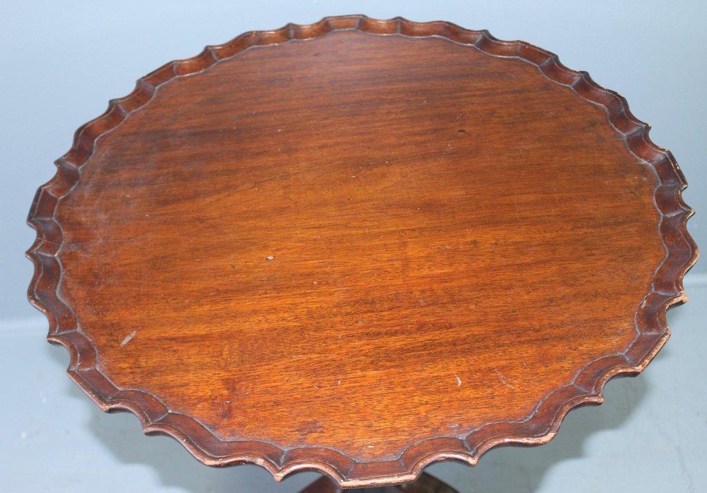 Mahogany Tilt-top Table, c. 1790-1800 - 2