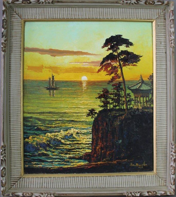 Han Bang Ho, Vietnamese 1902-1986