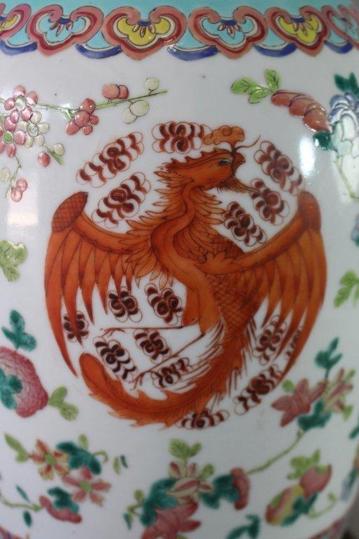 Chinese 19th Century Vase - 3