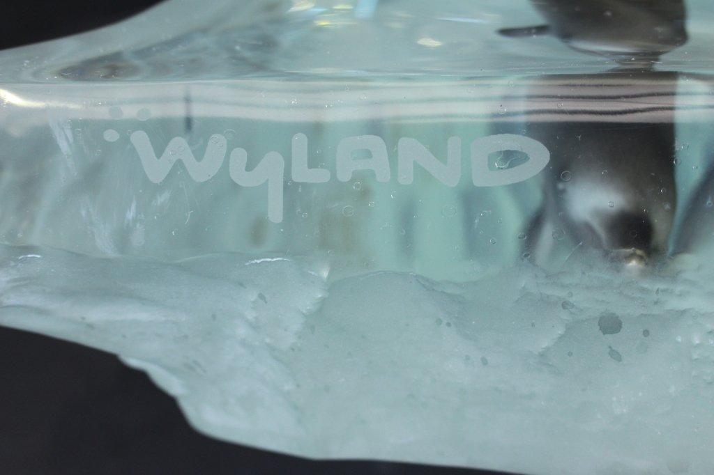 Robert Wyland Dolphin Table - 5
