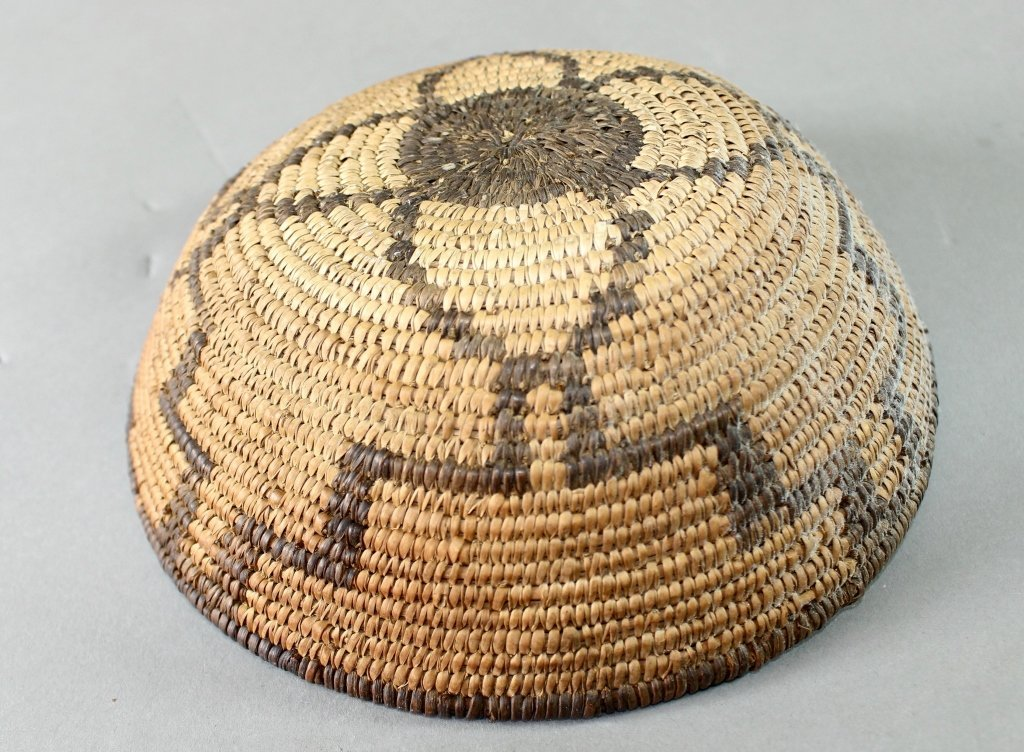 Collection of Eight Native American Baskets - 5