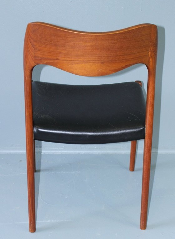 Mid Century Modern Dining Table & Chairs - 8