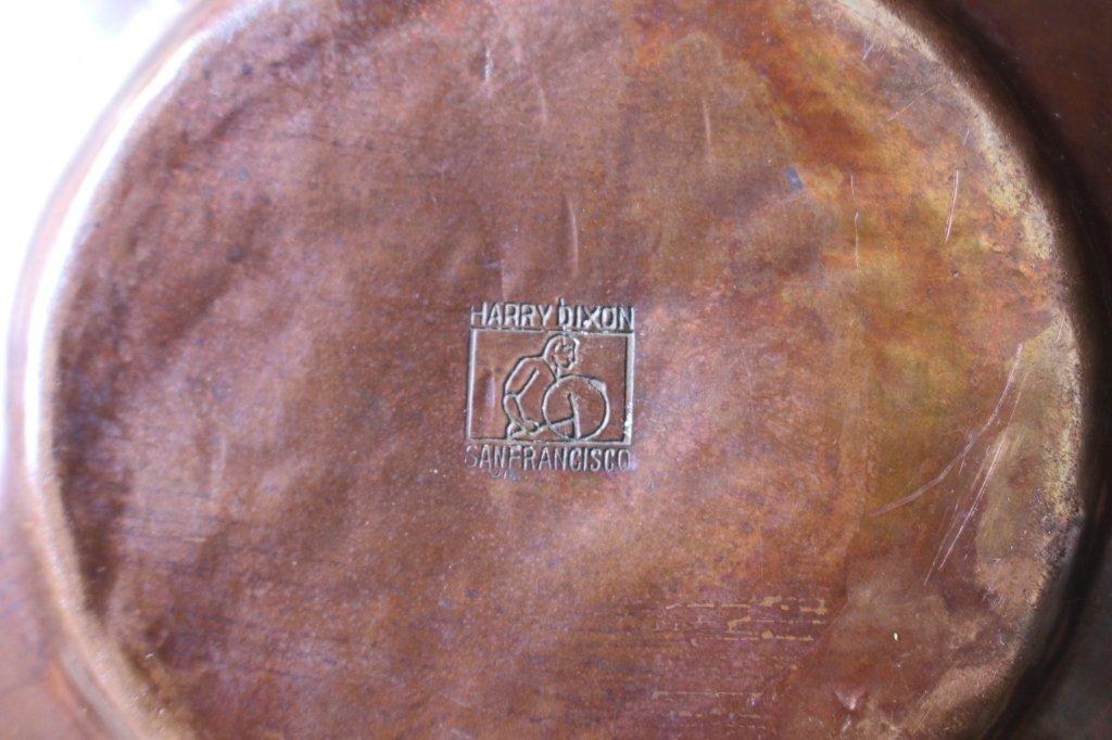 Harry S. Dixon Arts & Crafts Bowl - 4