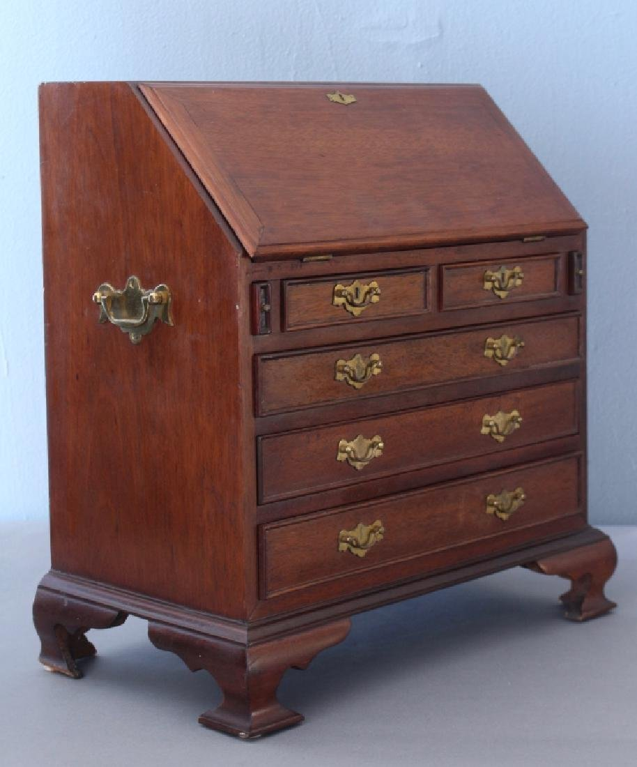 Miniature Chippendale Style Desk