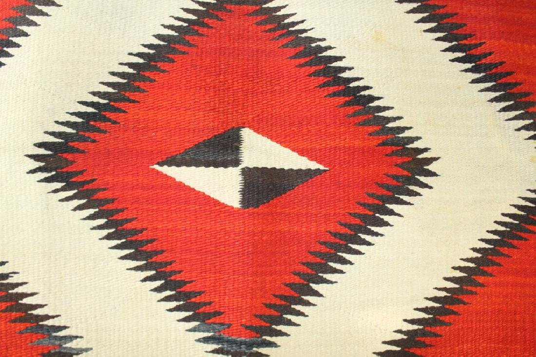 Ganado Navajo Blanket c. 1920s - 2