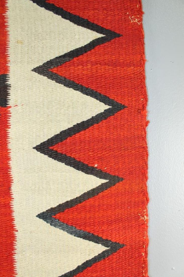 Ganado Navajo Blanket c. 1920s - 3