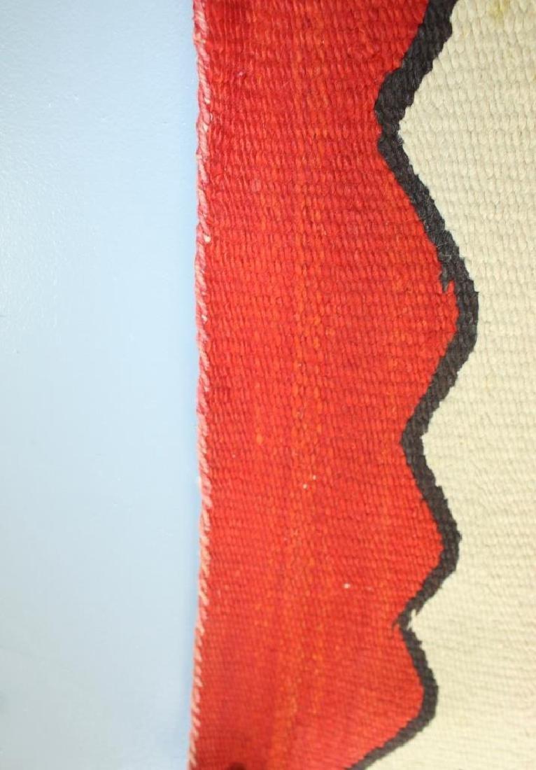 Ganado Navajo Blanket c. 1920s - 6