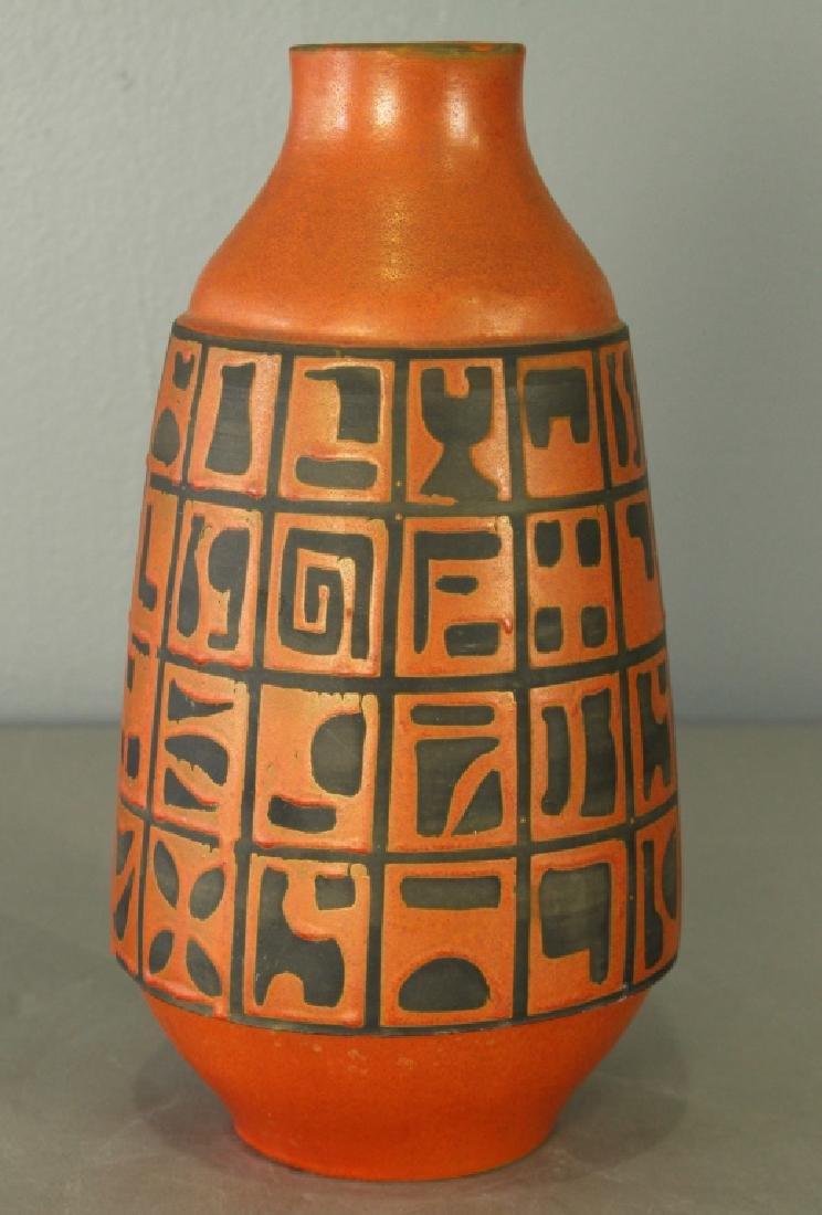 Raymor Pottery Vase, Mid-Century Design