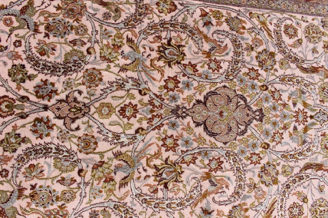 Persian Isfahan Rug 3.5' x 5.5' - 2