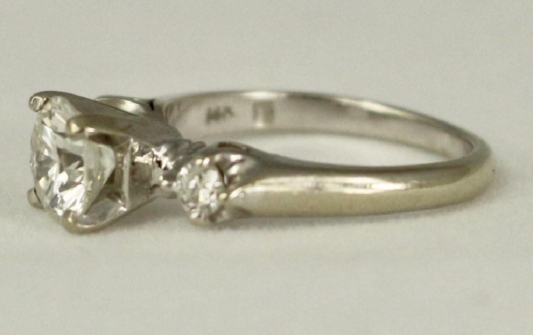 Lady's Wedding Ring Set - 3