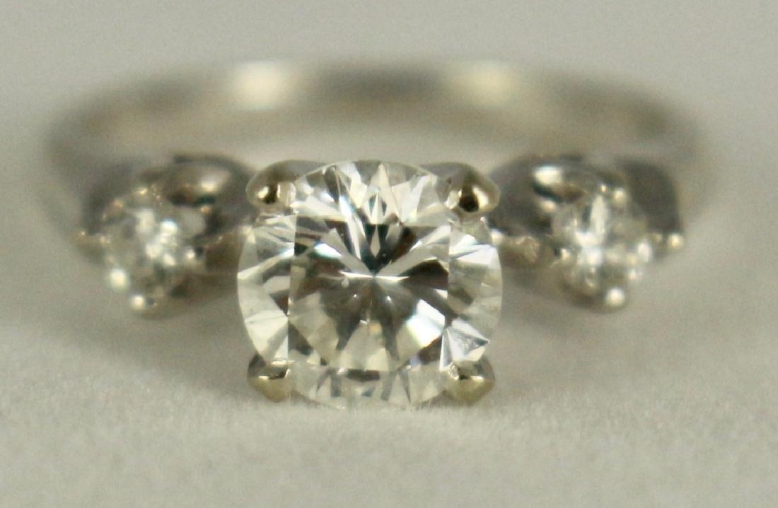 Lady's Wedding Ring Set - 5
