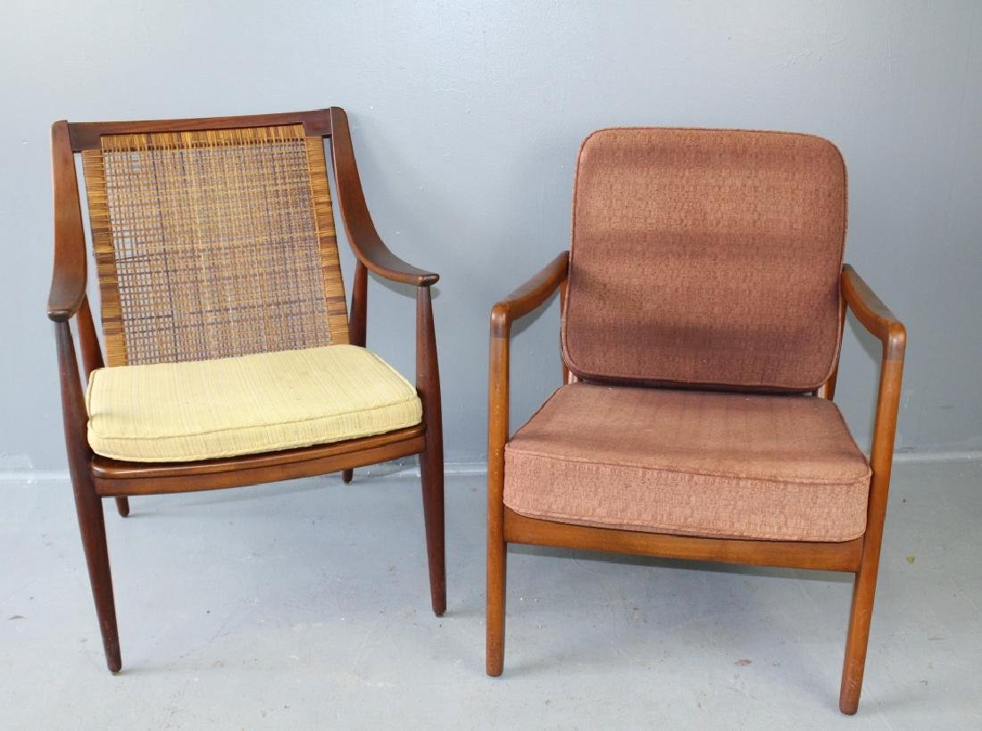 France & Daverkosen Arm Chairs