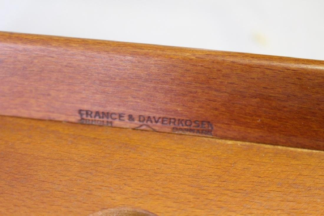 France & Daverkosen Arm Chairs - 7