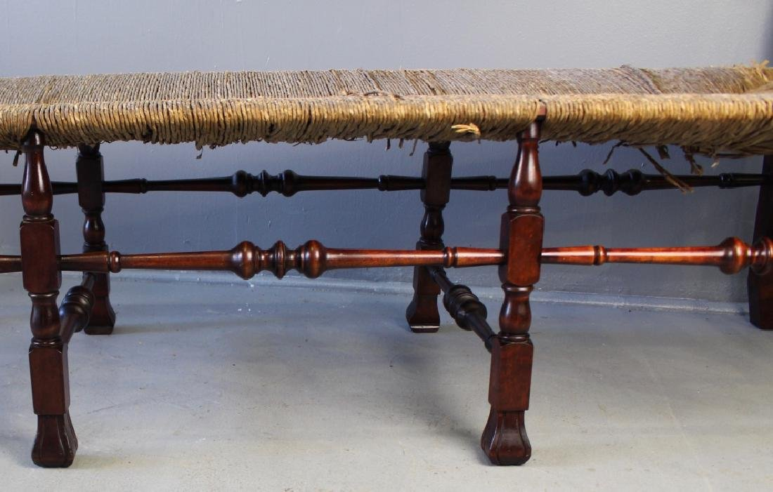 Rare William & Mary Style Daybed c. 1876 - 5