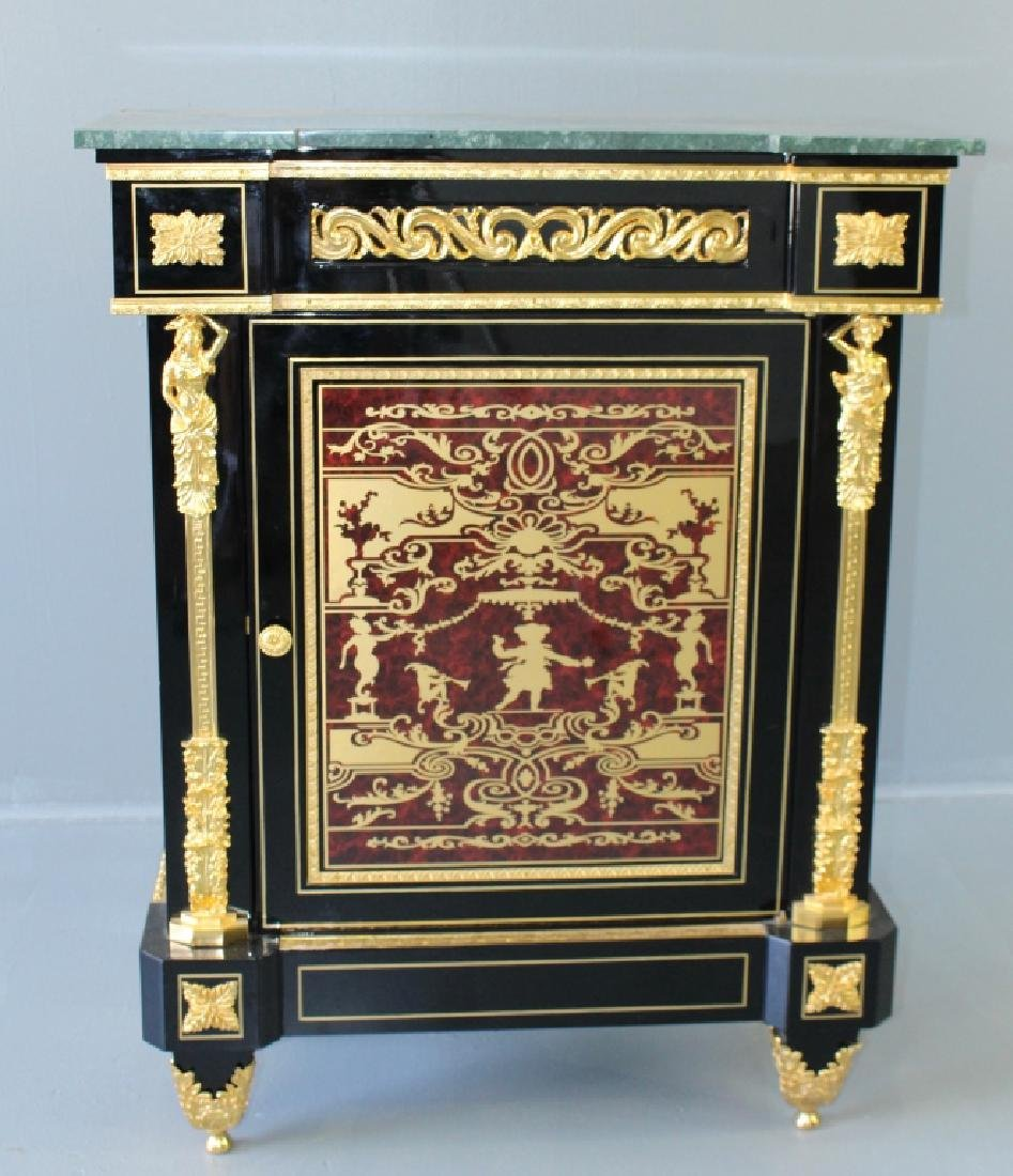 French Empire Style Cabinet