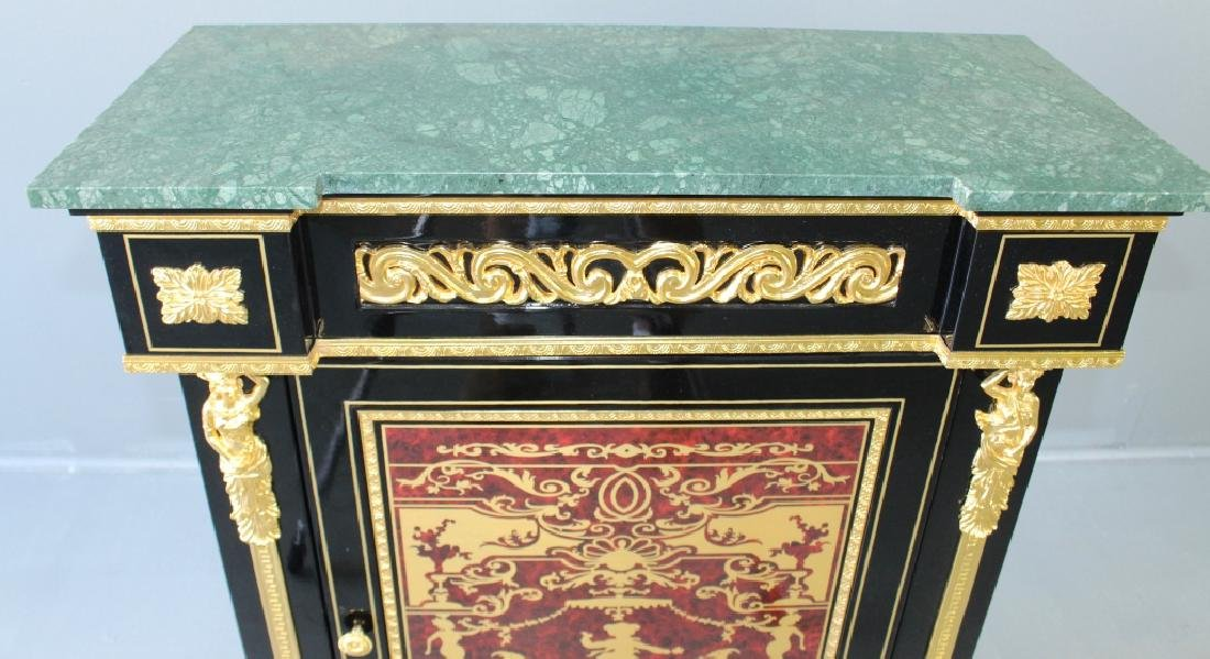French Empire Style Cabinet - 2