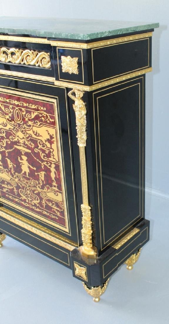 French Empire Style Cabinet - 3