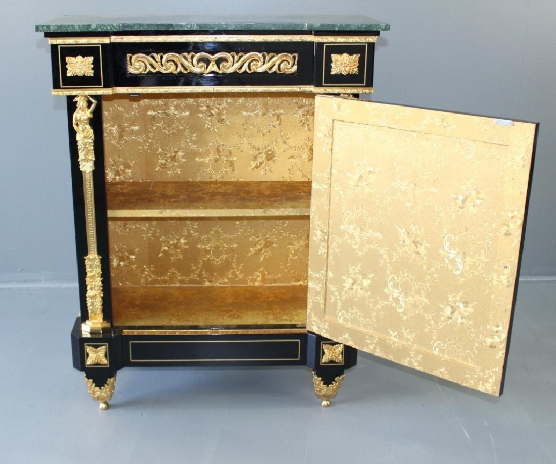 French Empire Style Cabinet - 4