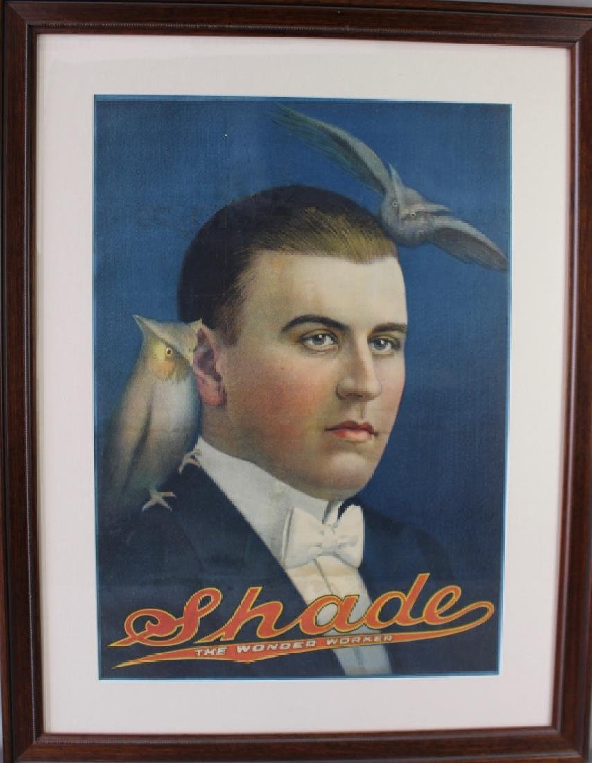 """""""Shade the Wonder Worker"""", Chromolithograph"""