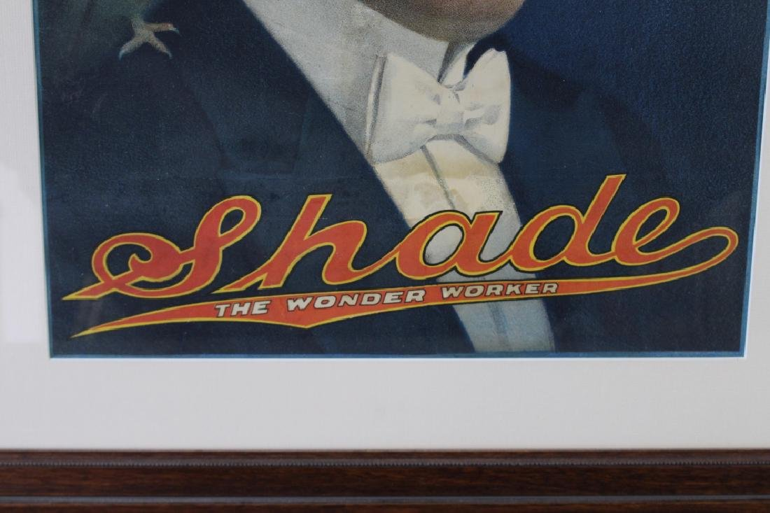 """""""Shade the Wonder Worker"""", Chromolithograph - 3"""